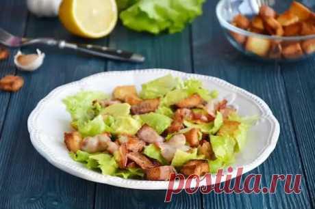 Интересные салаты с полезным авокадо - БУДЕТ ВКУСНО! - медиаплатформа МирТесен