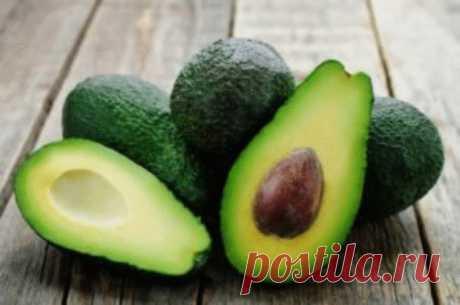 Полезные свойства авокадо. Инструкция, как правильно его есть и хранить