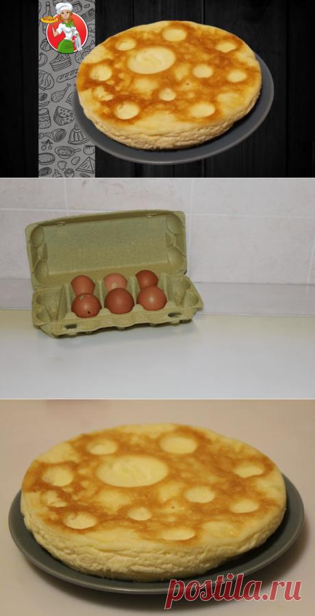 Нашла секрет омлета из столовых моей юности: много молока на много яиц | Рецепты от Джинни Тоник | Яндекс Дзен