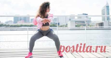 Секрет от всемирно известной фитнес-модели: 6 упражнений для упругой и подтянутой попы! – Простые советы