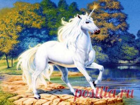 вышивка крестом лошади единороги: 6 тыс изображений найдено в Яндекс.Картинках