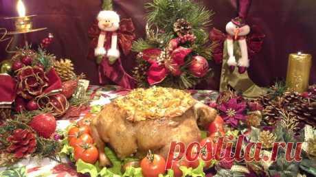 Рождественская утка