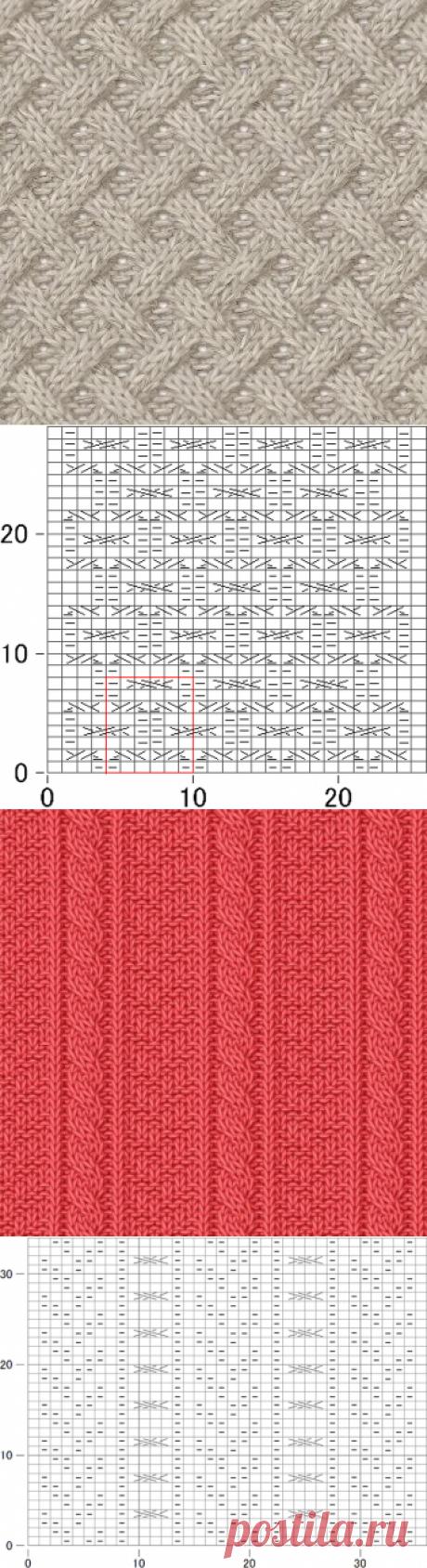 Вязание (сундучок для вдохновения) | Записи в рубрике Вязание (сундучок для вдохновения) | Дневник Н_Филина