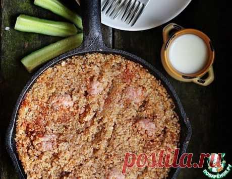 Простая каша с мясом – кулинарный рецепт