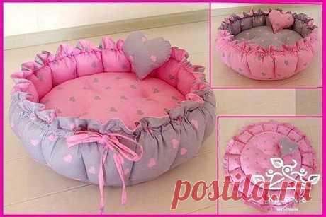 Подушка-лежанка для животных