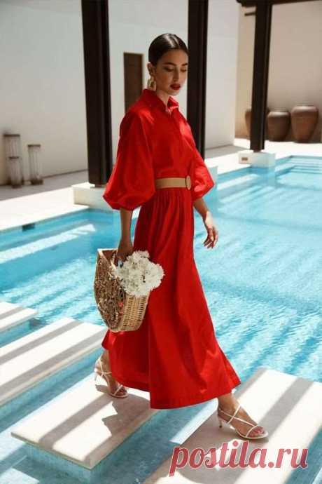 12 элегантных платьев для прекрасных дам | Краше Всех