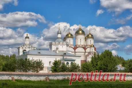 Болдинский монастырь - самый древний на Смоленщине