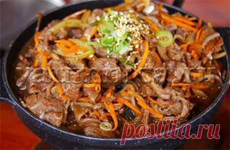 Рецепт сочной свинины на сковороде - Пошаговые рецепты с фото
