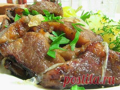 Говяжьи губы в уксусе (наш ответ финансовому кризису!) - Foodclub — кулинарные рецепты с пошаговыми фотографиями