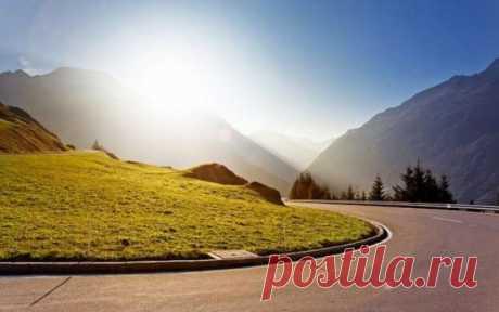 Перевал Оберальп в Швейцарии (26 фото) . Тут забавно !!!
