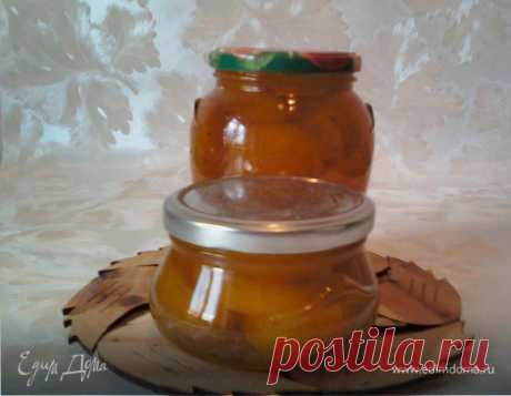 """""""пятиминутка&quot jam; from apricot segments the recipe \ud83d\udc4c step-by-step 