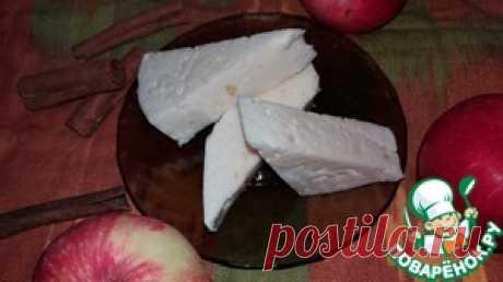 Яблочное суфле-зефир - кулинарный рецепт