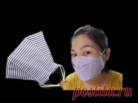 Как сделать простую 3d маску