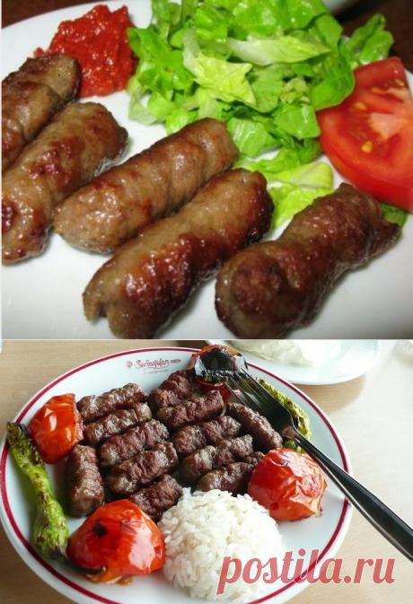 Вкуснейшие турецкие котлетки - У нас так
