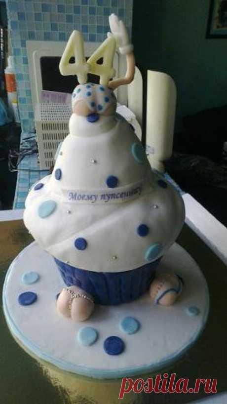 Тортик для любимого ))) ❤