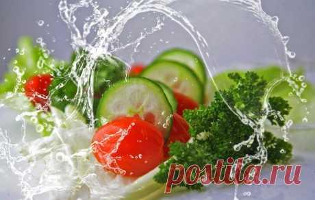 Питание в жару: секреты и рецепты - ПолонСил.ру - социальная сеть здоровья - медиаплатформа МирТесен