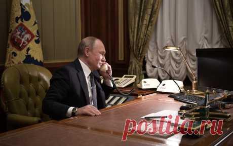 5 СЕР-20 ВОПРОСОВ-Президентский телефон: почему у Путина нет гаджетов - Hi-Tech Mail.ru