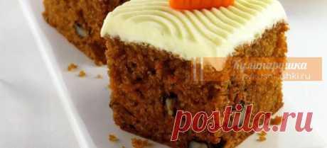 Морковный пирог — бесподобное лакомство для диеты и не только | Кулинарушка - Вкусные Рецепты
