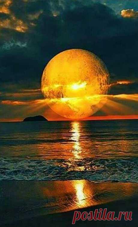 Բնության գեղեցկությունը կատարյալ է... ♥✨💛 Աննկարագրելի․․․բարի եվ խաղաղ գիշեր ... @Wonders of Nature...✨✨✨✨