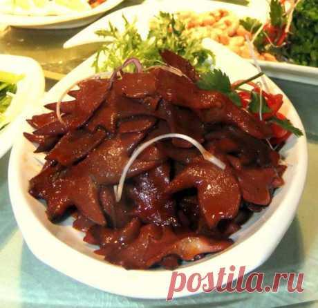 Куриный гребешок - деликатес в разных кухнях мира