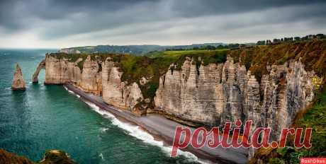 Фото: линия. Фотограф Enzo. Пейзаж - Фотосайт Расфокус.ру