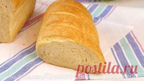 Домашний хлеб без хлебопечки