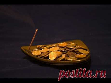Заговор на 5 рублевую монету на Пасху.