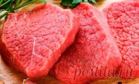 Если вам дорога ваша жизнь, то вы не станете есть это мясо! Подумайте дважды!
