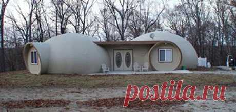 полистиролбетон и недостатки дома из полистиролбетона