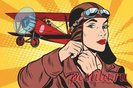 Королева самолета: как быть красивой, если часто летаешь