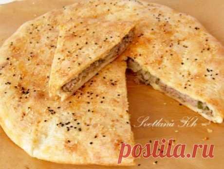 Мясной пирог на кефире, рецепт с фото. Как приготовить вкусный пирог с мясным фаршем?