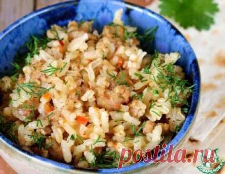 Рис с фаршем – кулинарный рецепт