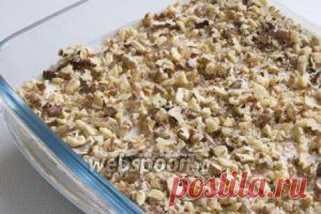 (M)Десерт из сметаны и печенья - Простые рецепты Овкусе.ру