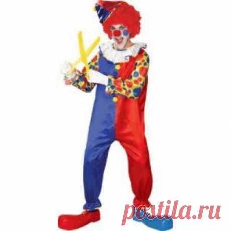 Карнавальный костюм «Маленького клоуна»