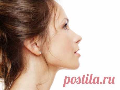 Как убрать брыли на лице - методы косметологии и домашние