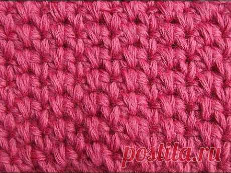 ▶ Узор13 Вязание крючком Сrochet pattern - YouTube