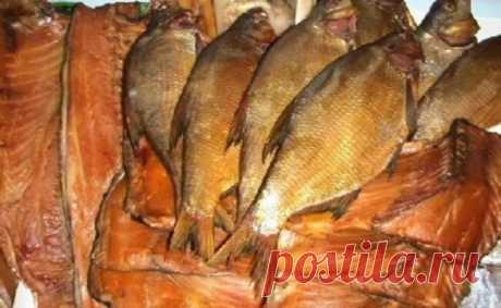 Рыба горячего копчения. САМЫЙ ВКУСНЫЙ рецепт приготовления   Рыбалка на поплавок и грибы.   Яндекс Дзен