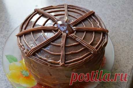 Торт «Карамельный» рецепт – выпечка и десерты. «Еда»