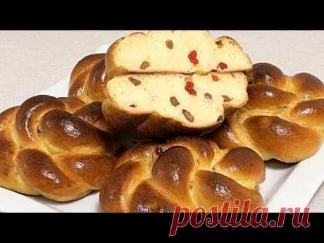 Сдобные-фигурные булочки/Butter curly buns