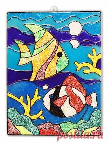 «рисунки в стиле витраж для детей. Клево» — карточка пользователя Верочка К. в Яндекс.Коллекциях