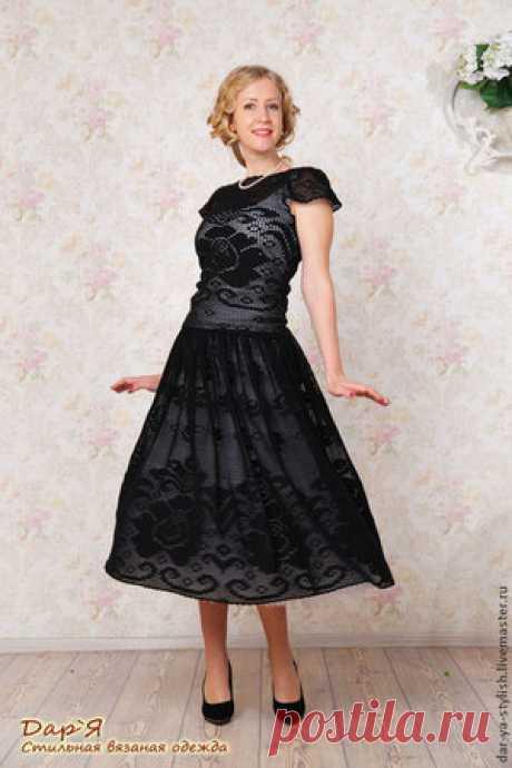 Изумительные платья от мастера Дар' Я