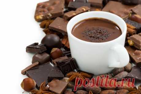 Какао лучшее лекарство от кашля