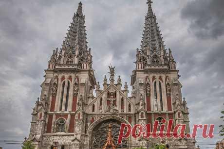 Органна і камерна музика – костел Святого Миколая   Мій Київ