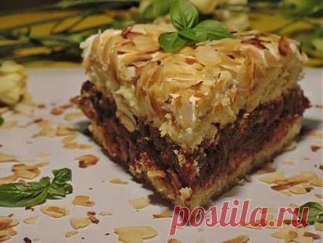 Простой торт египетский с сухофруктами и миндалем – рецепт с фото - Рецепты с фото