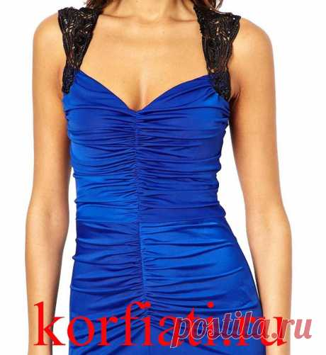 La Clase maestra como coser el vestido de Anastasia Korfiati