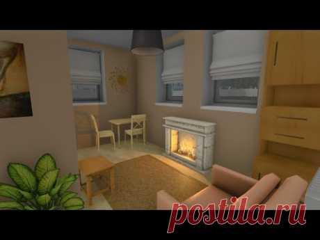 HOUSE FLIPPER - Двойник сгоревшего дома - СТРИМ #8
