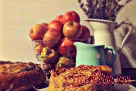 Яблочный пирог сестер Симили рецепт – европейская кухня: выпечка и десерты. «Еда»