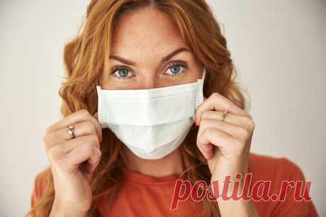 Тысяч смертей можно было избежать: как эффективно использовать медицинские маски   Всегда в форме!