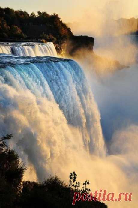 Incredible Waterfall nature love - Waterfalls Love