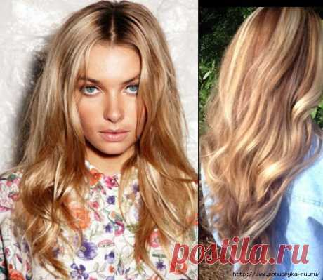 Как покраситься без химии: красивые оттенки волос своими руками!